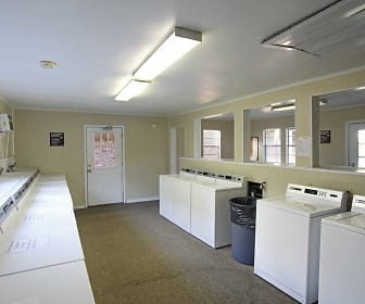 Storage Room, Quail Court Apartments