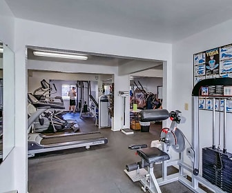 Fitness Weight Room, Foxridge Apartment Homes