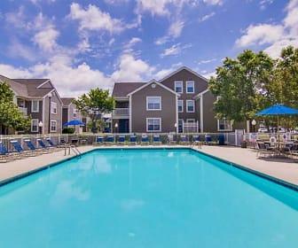 Pool, Parkside Village