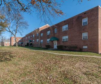 Building, Laurel Court