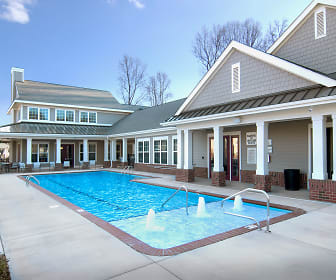 Pool, Legacy Cornelius Apartments