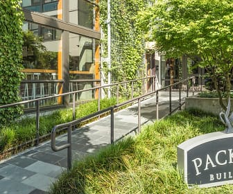 Packard Building, Madison Park, Seattle, WA