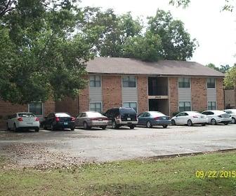 Building, Oakhurst Apartments