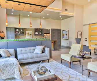 Living Room, The District