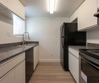 Kitchen, Vesta Adams Park