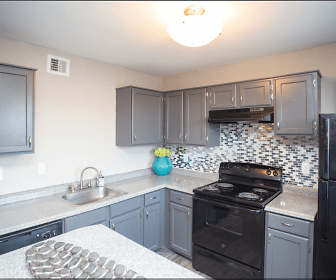 Kitchen, The Residences at Northgate
