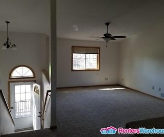Living Room, 2215 Mississippi Ave
