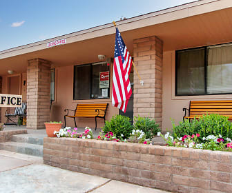 Starlight Court Quad Homes, Alamogordo, NM