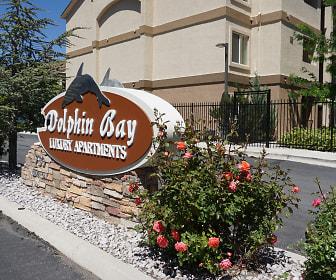 Community Signage, Villas At Dolphin Bay