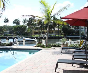 Pool, Royal Colonial Apartments