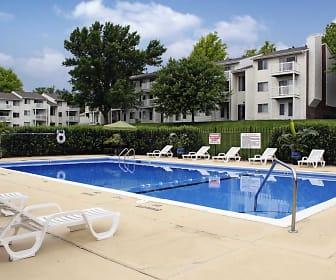 Pool, Georgetowne