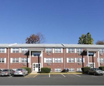 Building, Bellevue Court Apartments
