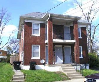 Building, 725 Roselane Street