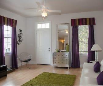 Living Room, River Garden on Felicity