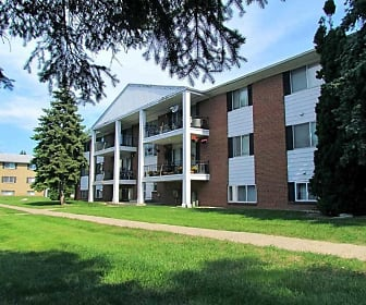Sunridge Apartment And Townhomes, Baker College, MI