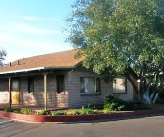 Golden Crest Manufactured Home Community, Red Bluff, CA