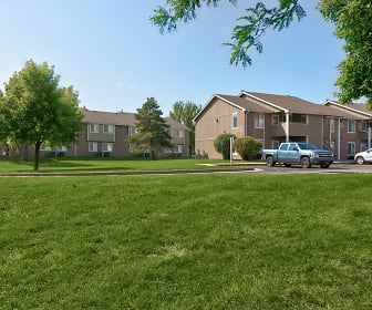 Delaware Crossing Apartments, Des Moines Area Community College, IA