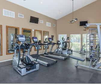 Fitness Weight Room, Point Loma Woods