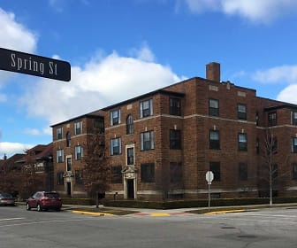 Mason Sherman Apartments, Beverly Shores, IN