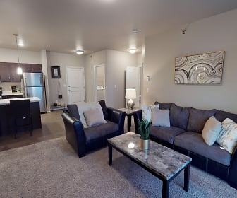 Living Room, StoneMill Pond Apartments