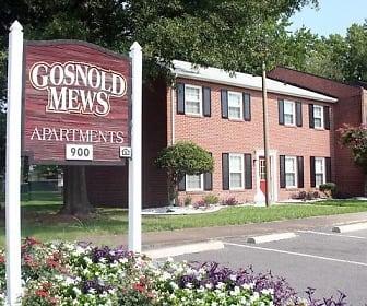 Community Signage, Gosnold Mews