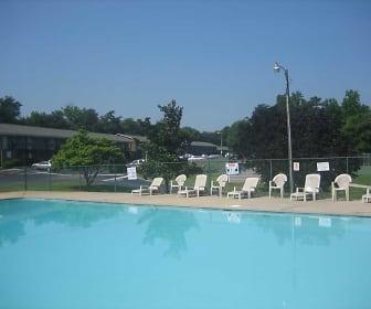 Pool, Alder Ridge Apartments