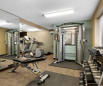 Fitness Weight Room, Valley Pond
