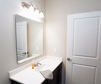 Bathroom, The Annex Oshkosh