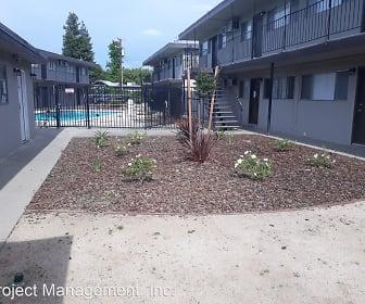 Pool, Orange Grove Apartments