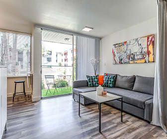 Living Room, El Cortez