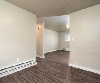 Dining Room, Pocatello Heights Apartments