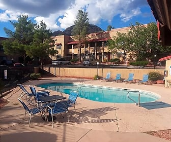 Pool, Shadowbrook Apartments
