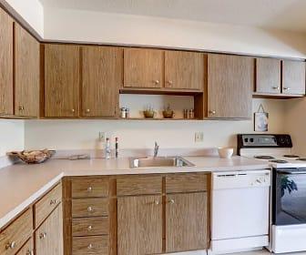 Kitchen, Kimberly Park Apartments