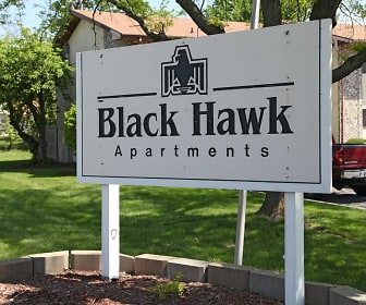 Black Hawk Apartments, Lake Forest, Fort Wayne, IN