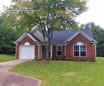 7401 Stone Mountain Court, Mineral Springs, Charlotte, NC