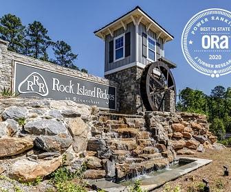 Rock Island Ridges at Riverchase, Columbus, GA