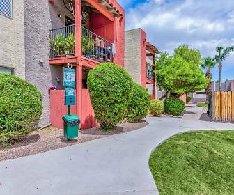 Papago Gardens, Harrison Middleton University, AZ