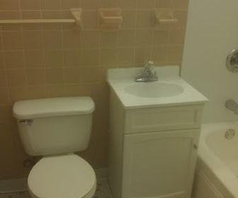 Bathroom, St Croix Crossings