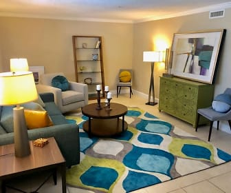 Extra large living room!, Riverwalk Apartments
