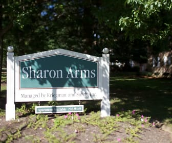 Community Signage, Sharon Arms