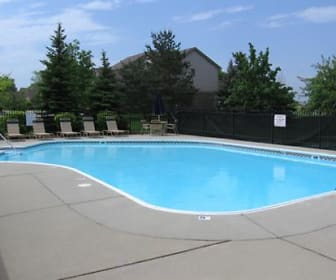 Pool, Rolling Hills Apartments