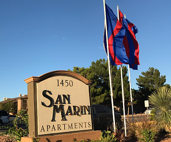 Community Signage, San Marin