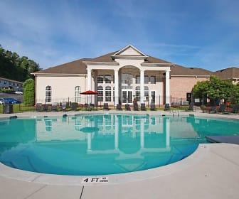 Pool, Forest Ridge