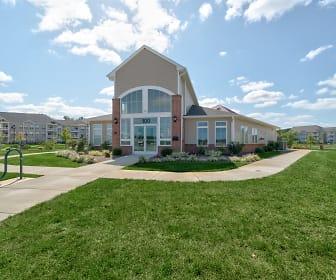Building, Leander Lakes Luxury Apartment Homes