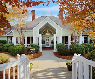Building, Broad River Trace