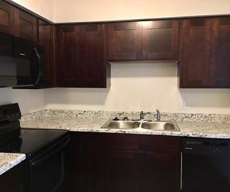 Kitchen, Montana Ridge