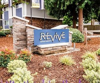 Community Signage, Revive