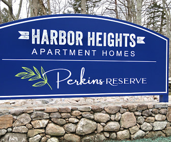 Community Signage, Harbor Heights
