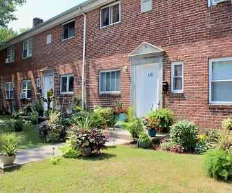 Building, Penn Garden Apartments