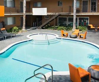 view of pool, AVA Burbank